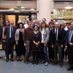 INCITE Project kick-off was held in Bruxelles on October 17, 2019